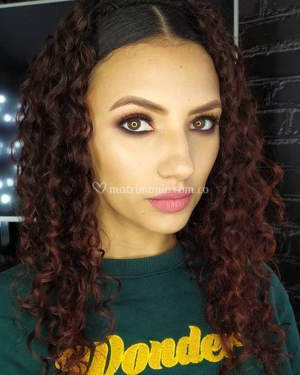 Caterine Serna Makeup