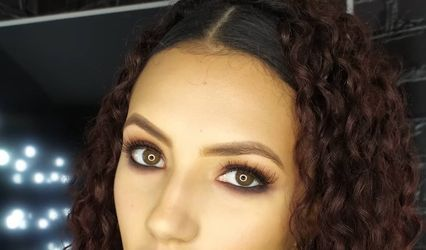 Caterine Serna Makeup 1