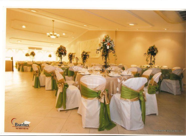 Salón valle real