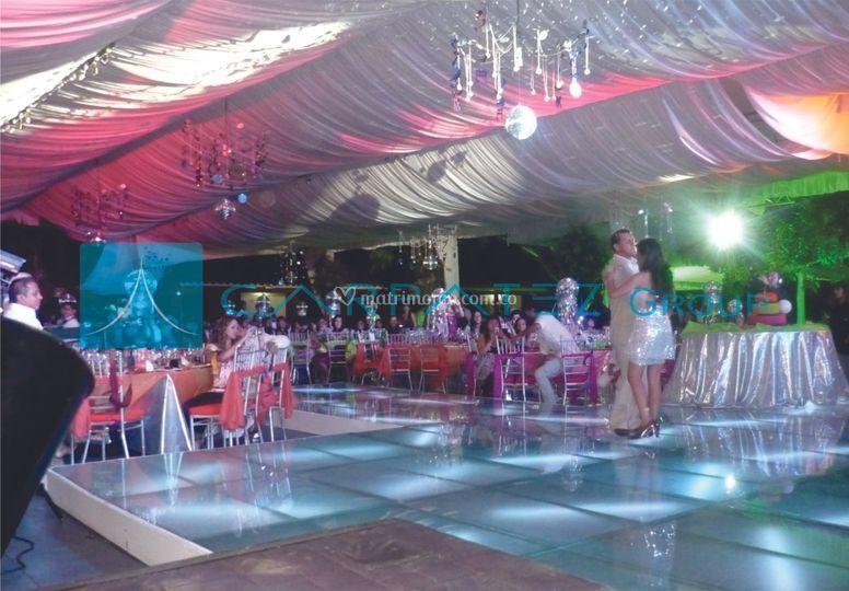 Carpas para bodas en Bogotá
