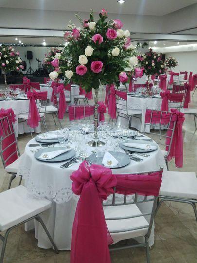 Gran salon boda