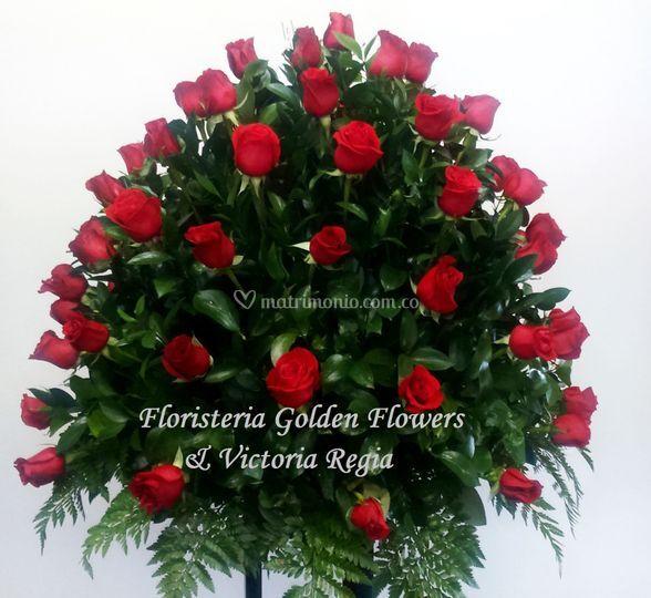 Centros en rosas