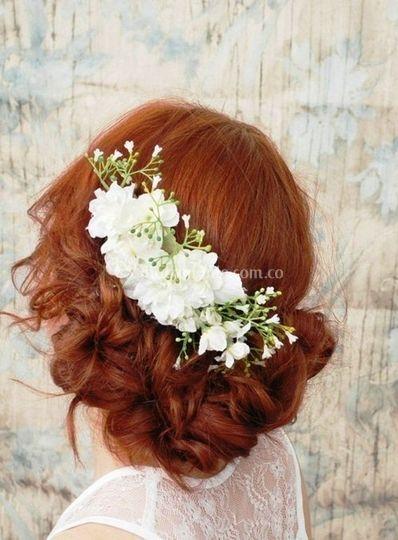 Pinza para cabello