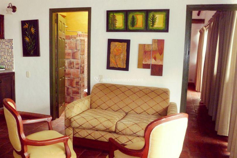 Sala suite ejecutiva