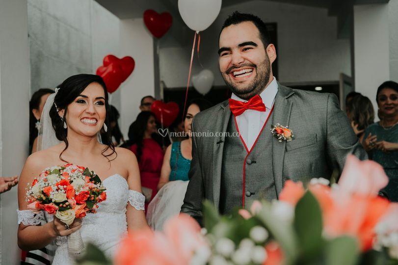 Lorena y Daniel