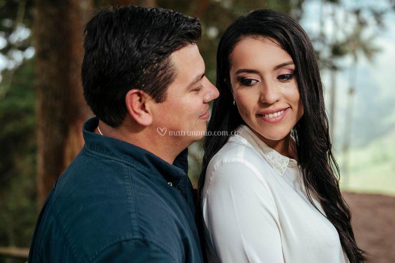 Johanna y Rafael