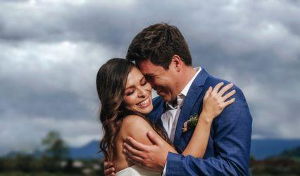 El matrimonio de Alejandra y Sebastián