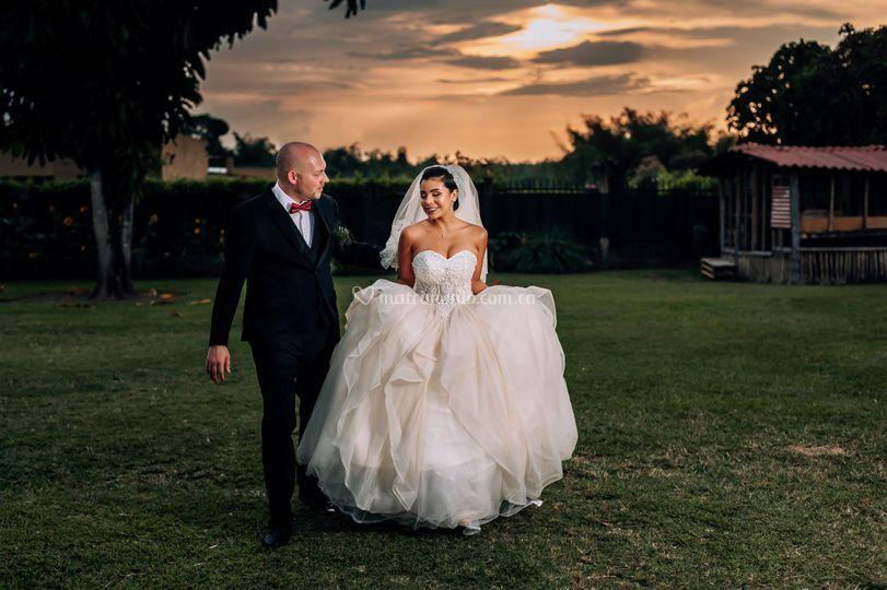 Natalia and Tyler