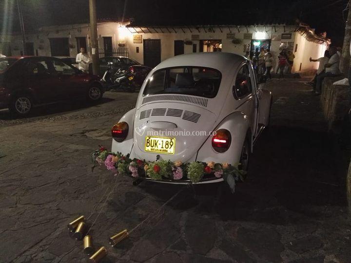Wedding Wagens