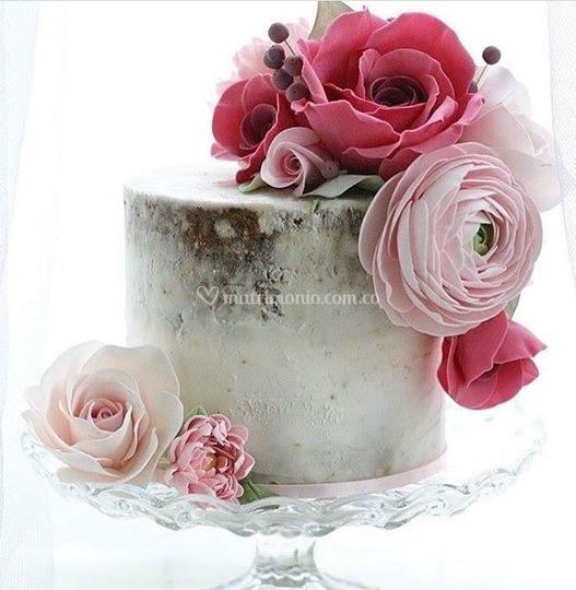 Hermoso Naked Cake