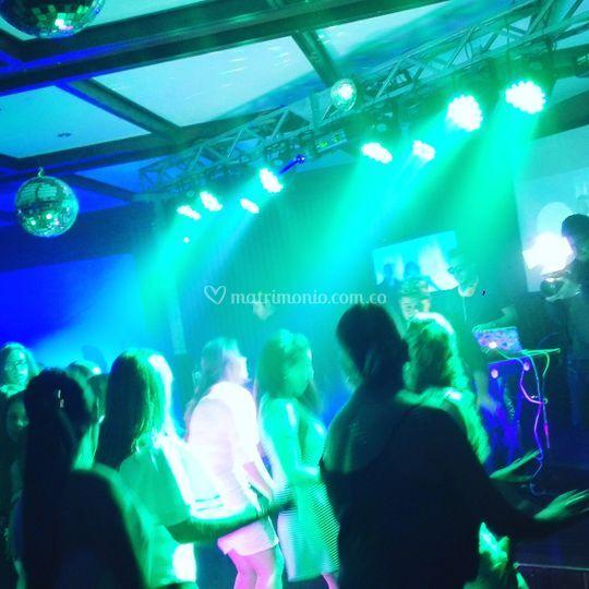 Miniteca music train