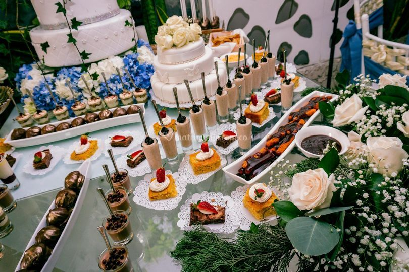Mesa dulce Celebraciones Plaza