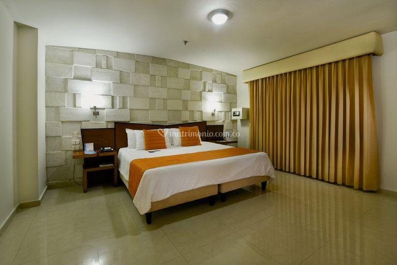 Habitación - suite imperial