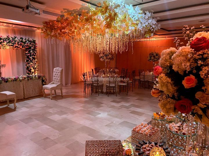 Matrimonio Salón Opera