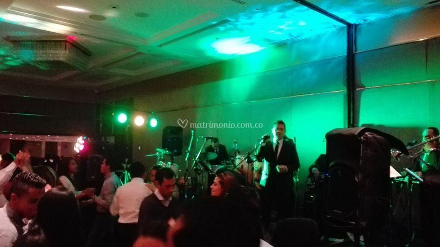 Música viva en su evento