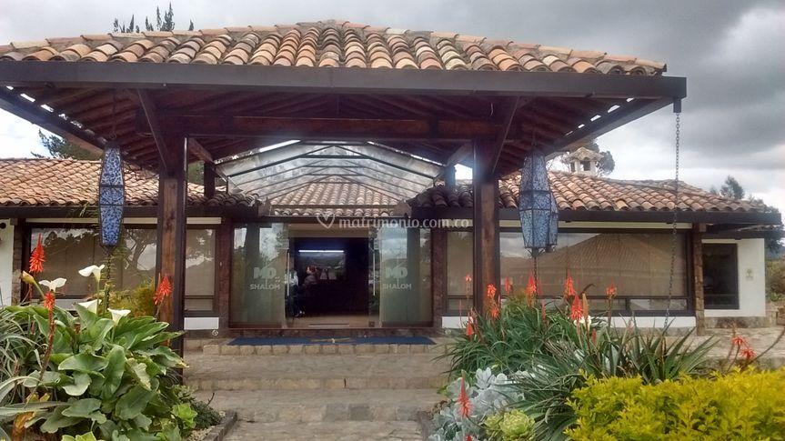 Casa de Retiros y Eventos Shalom