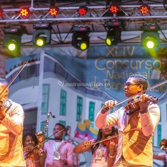 Fundación Nuestra Orquesta