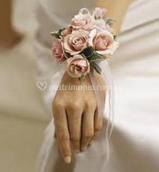 Arreglo para la mano de la novia
