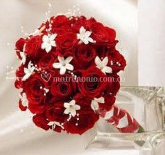 Arreglo tipo bouquet