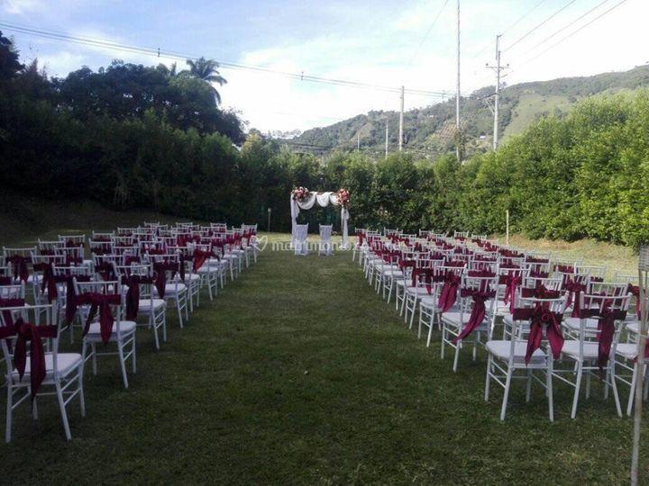 San Joaquín Bodas y Eventos