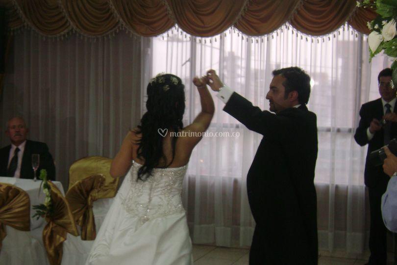 Vals flashmob Matrimonios