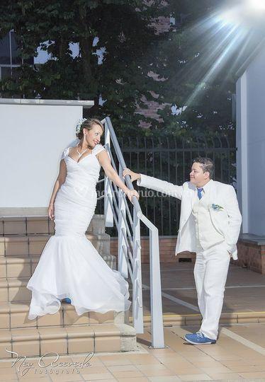 Guillermo+Monica