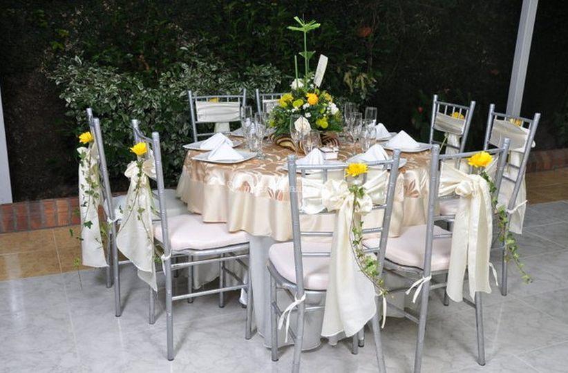 Presentacion de la mesa