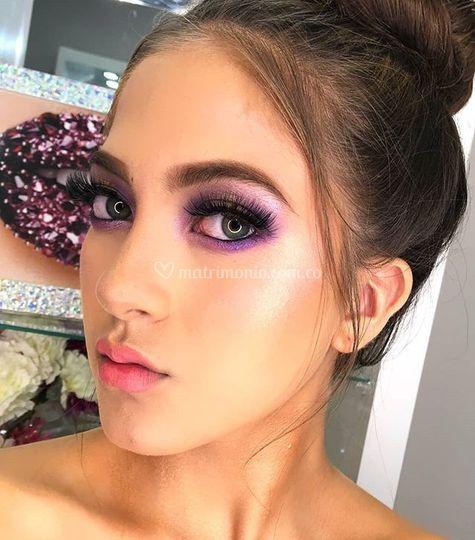 Makeup tendencias