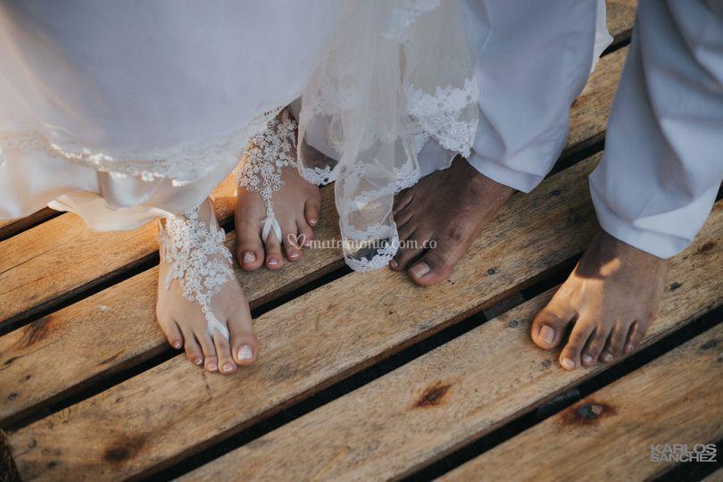 Accesorio boda playa/Cartagena