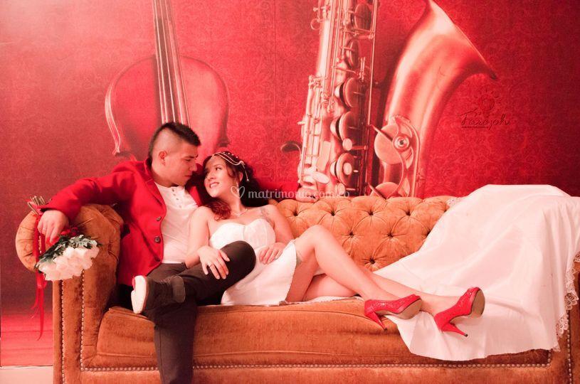Milena & David