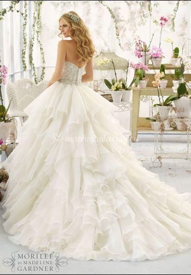 Bella novia princesa pañuelos
