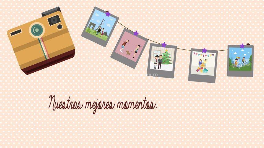 Captamos tus mejores momentos