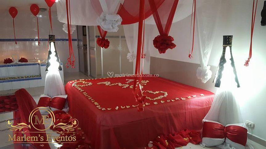 Servicios de decoración de habitaciones