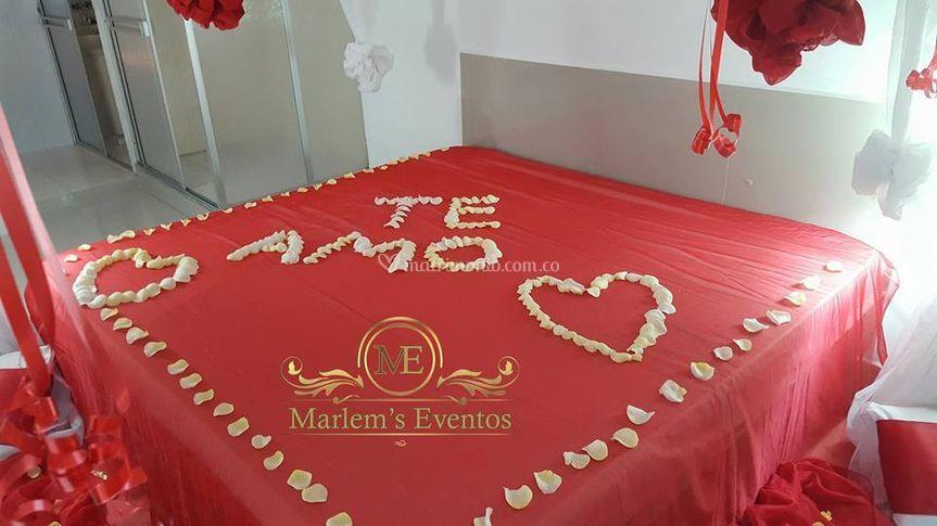 Suite para el casamiento