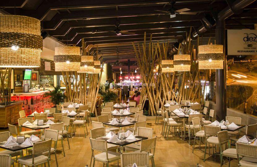 Diez Restaurante