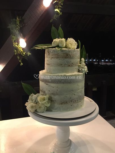 Naked cake de ceremonia