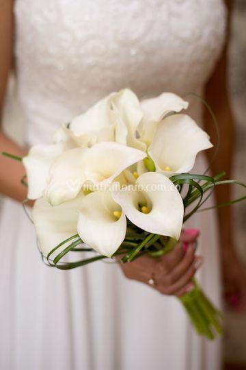 Bouquet de cartuchos