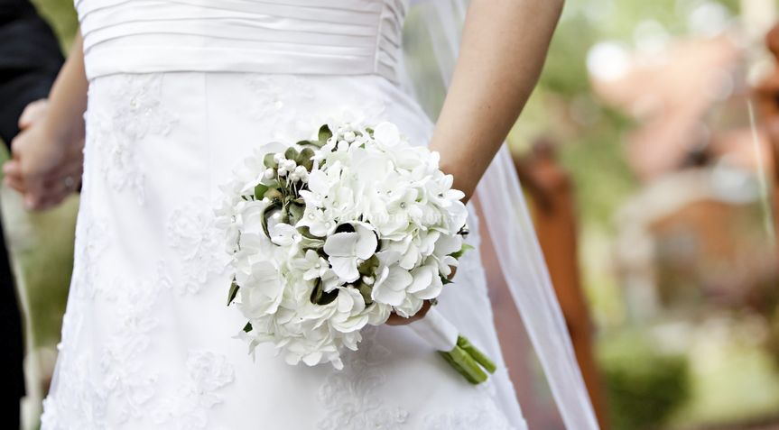 Bouquet de lindas hortensias
