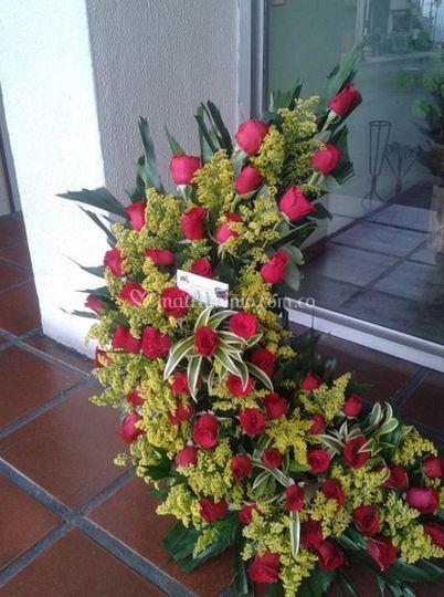 Rosas por siempre