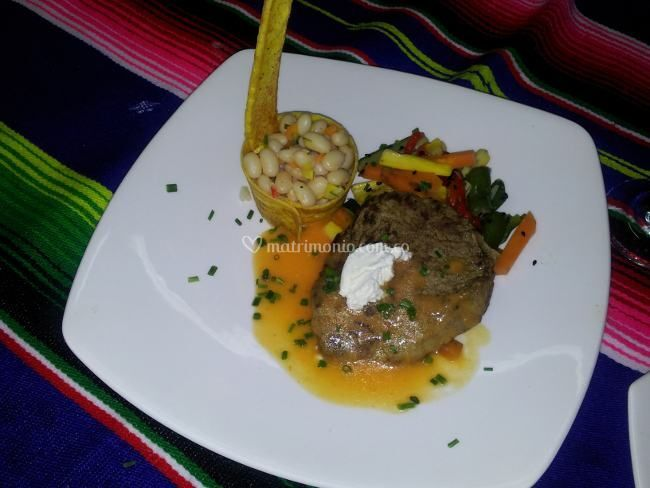Catering tipo gourmet