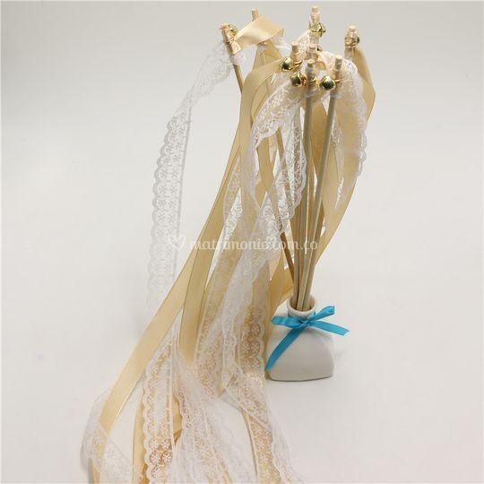 Varitas para bodas