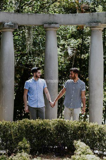 Jonathan + Alejandro