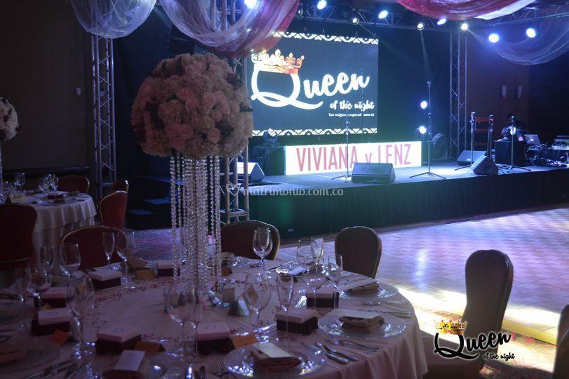 Eventos Queen