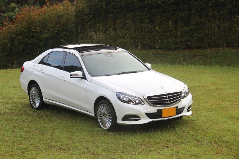 Mercedes E250 Elegance