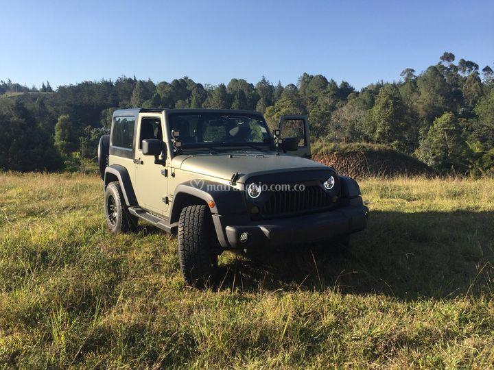 Jeep Wrangler Aventura