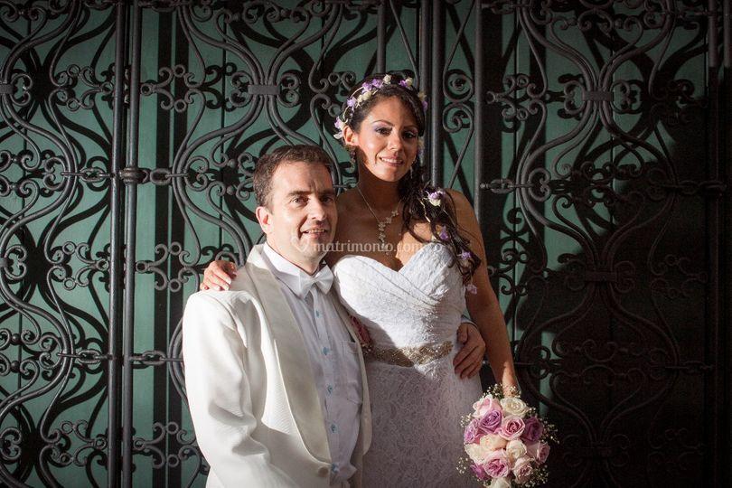 Boda 09/10/17 Ivan & Alejandra