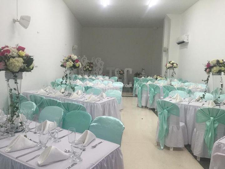 Salón Barichara