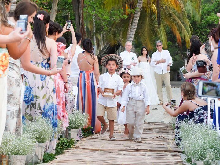 Camino de novia