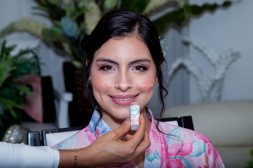 Nathalia Orozco Makeup Artist