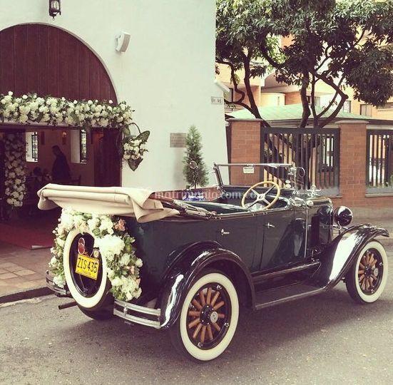 Carro antiguo  3